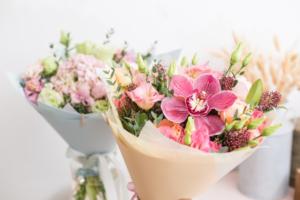 Lillekimbud / Цветочные букеты