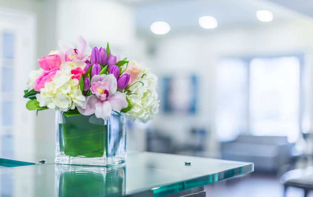 Office decoration / Kontori kaunistamine / Оформление офисов