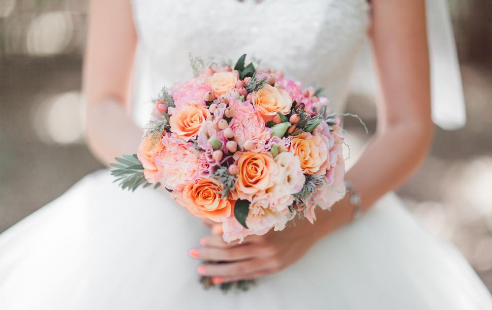 Pulm / Свадебный букет