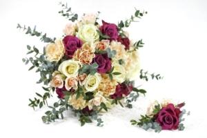 Camelliaflowers Wedding Pulmakimbud_Свадебные Букеты Tallinn